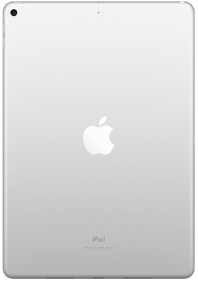 Logo-iPad Air Back