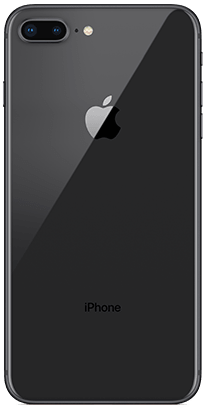 Logo-iPhone 8 Plus Back
