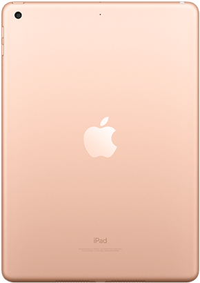 Logo-iPad 6th Generation Back